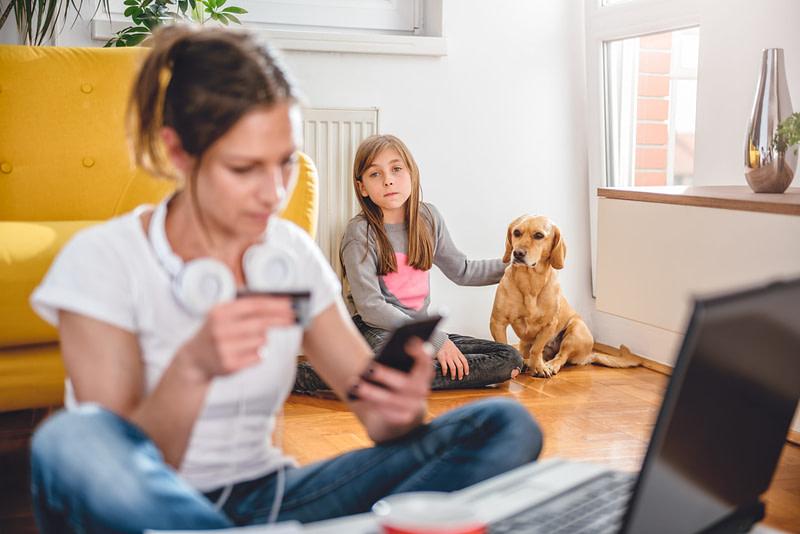 Lo stress contagia anche il nostro cane